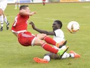 Fußball: Eine Niederlage, die Mut macht