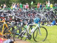 Triathlon: Auf der Radstrecke den Grundstein gelegt