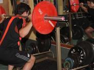 Gewichtheben Mindelheim: Vom Stoßen und Reißen