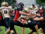 American Football: Spartans haben alles im Griff