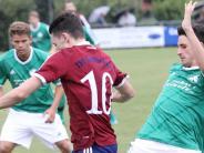 Fußball-Bezirksliga: Hollenbach sucht noch seinen Platz