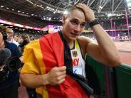 Hofmann auf Rang acht: Speerwurf-Gold für Vetter - Röhler verpasst WM-Medaille