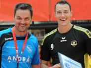 Handball: Zwei freuen sich besonders