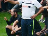 Fußball: Schwache Ausbeute beim Quintett