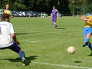 Fußball: Schussfreudig und erfolgreich