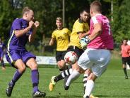 Kreisliga Augsburg: Leitershofen erkämpft sich die Punkte