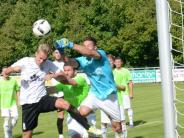 Fußball: Nur mit dem Toreschießen hapert es