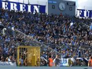 Regionalliga Bayern: Schlagerspiel vor großer Kulisse