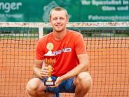 Tennis: Pöttmeser verpasst den Titel nur knapp