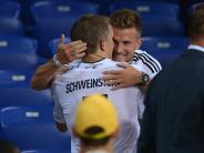 FC Augsburg: Schweinsteiger, Costa, Brasilien-Clan: Freundschaften der FCA-Spieler