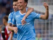 Regionalliga Bayern: Münchner haben gut lachen