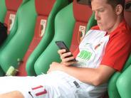 FC Augsburg: Einzelkritik: Mangelhaft für Finnbogason und Gregoritsch