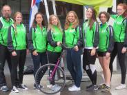 Einrad-Europameisterschaft: Acht Tage auf Titeljagd