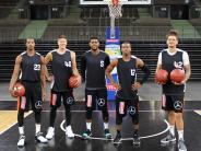 Basketball: Start mit fünf Neuen