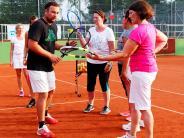 Tennis: Schnell zur Spielstärke gebracht