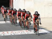 BMCgewinnt Team-Zeitfahren: Vuelta-Start: Froome nimmt Konkurrenz Sekunden ab