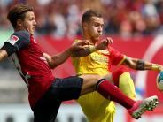 2. Bundesliga: FCN und Union trennen sich 2:2 - Sandhausen Tabellenführer