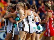 Sieg und Remis: Hockey-Damen im EM-Halbfinale - Herren erwartet viel Arbeit