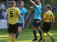 Bezirksliga-Topspiel: Des einen Freud', des anderen Leid