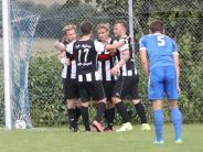Fußball-Kreisliga: Affing jubelt gleich vierfach