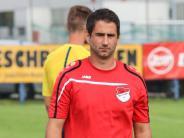 Fußball: Trainerwechsel nach dem ersten Spiel in Mertingen