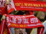Fußball: Liverpool-Fan benennt seine Tochter nach der Vereinshymne