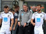 Regionalliga Südwest: Abwehr steht, Stürmer müssen her