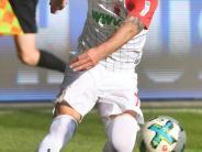 FC Augsburg: Neuzugang Marcel Heller zeigt, wieso er nicht auf die Bank gehört