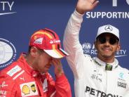 Formel 1: Formel-1-Verfolger Vettel als Singapur-Favorit unter Druck