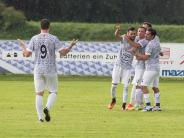 A-Klasse: Tussenhausen von der Spitze geschossen