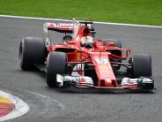 Formel 1: Vettel Dritter im ersten Monza-Training - Heimparty für Ferrari?