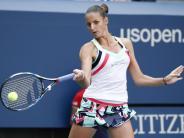 US Open: Kampf um Platz eins:Pliskova im Viertelfinale