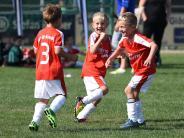 Jugendfußball: Nachwuchs kommt auf seine Kosten