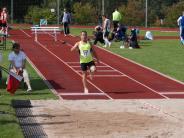 Leichtathletik: Weit und schnell