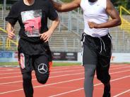 Leichtathletik: Viel Spaß auf Abwegen