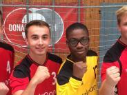 Handball: Quartett aus der Region