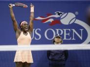 Neue Generation im US-Tennis: Stephens vs. Keys: Überraschungsfinale zweier Freundinnen