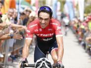 Auf Abschiedstour: Contador ohne Siegchance, aber mit «großer Freude»