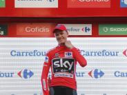 Vuelta: Froome führt weiter souverän - de Gendt Tagessieger in Gijón