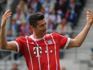 FC Bayern: Robert Lewandowski spendet an krebskrankes Kind - das es nicht gibt