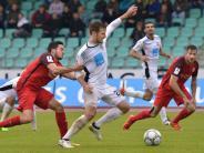 Regionalliga Südwest: Nun haben die Spatzen auch noch Pech