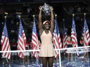 USOpen: Sloane Stephens gewinnt Überraschungsfinale gegen Keys