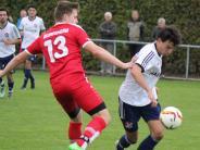 Fußball-Bezirksliga: Hollenbach bricht den Bann