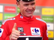 Rad: Froome schafft das Double