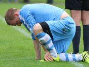 Fußball: Das tat weh