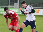 Fußball-Bezirksliga: Hollenbach geht am Stock