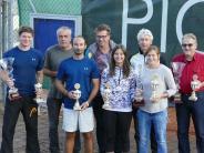 Tennis: Donauwörths Doppel dominieren