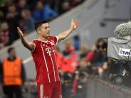 Königsklasse: Fader Bayern-Sieg: 3:0 zum Champions-League-Start