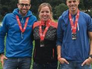 : Triathlon in strömendem Regen