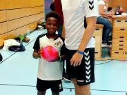 Handball: Diesmal gab es eine besondere Saisoneröffnung